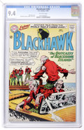 Silver Age (1956-1969):Adventure, Blackhawk #202 (DC, 1964) CGC NM 9.4 Off-white pages....