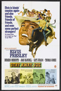 "Movie Posters:Elvis Presley, Stay Away, Joe (MGM, 1968). One Sheet (27"" X 41""). Elvis Presley.Starring Elvis Presley, Burgess Meredith, Joan Blondell, K..."