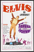 "Movie Posters:Elvis Presley, Frankie and Johnny (United Artists, 1966). One Sheet (27"" X 41"").Elvis Presley. Starring Elvis Presley, Donna Douglas, Harr..."