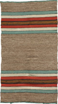 American Indian Art:Weavings, THREE SOUTHWEST WEAVINGS. c. 1930. ... (Total: 3 Items)