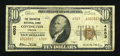 National Bank Notes:Virginia, Covington, VA - $10 1929 Ty. 2 The Covington NB Ch. # 4503. ...
