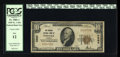 National Bank Notes:Virginia, Norfolk, VA - $10 1929 Ty. 1 The Virginia NB Ch. # 9885. ...