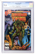Modern Age (1980-Present):Horror, Swamp Thing #46 (DC, 1986) CGC NM+ 9.6 Off-white to white pages....