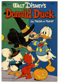 Golden Age (1938-1955):Cartoon Character, Donald Duck #26 (Dell, 1952) Condition: FN-....