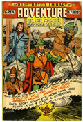 Golden Age (1938-1955):Classics Illustrated, Classics Illustrated Giants: An Illustrated Library of GreatAdventure Stories (Gilberton, 1949) Condition: FN/VF....