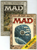 Magazines:Mad, Mad #26 and 27 Group (EC, 1955) Condition: Average VG/FN....(Total: 2 Comic Books)