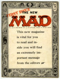 Magazines:Mad, Mad #24 (EC, 1955) Condition: VG-....