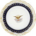 Political:3D & Other Display (pre-1896), Benjamin Harrison: White House China....