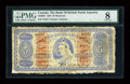 Canadian Currency: , Montreal, P.Q.- The Bank of British North America $5 May 1, 1884Ch. # 55-20-02. ...