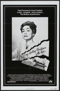 "Movie Posters:Cult Classic, Mommie Dearest (Paramount, 1981). One Sheet (27"" X 41""). CultClassic...."