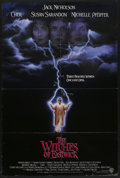 """Movie Posters:Drama, The Witches of Eastwick (Warner Brothers, 1987). One Sheet (27"""" X 40.5""""). Drama...."""