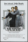 "Movie Posters:Comedy, Trading Places (Paramount, 1983). One Sheet (27"" X 41""). Comedy...."