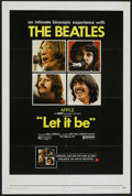 """Movie Posters:Rock and Roll, Let It Be (United Artists, 1970). One Sheet (27"""" X 41""""). Rock and Roll...."""