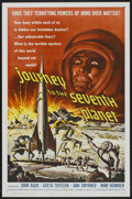 "Movie Posters:Science Fiction, Journey to the Seventh Planet (American International, 1961). OneSheet (27"" X 41""). Science Fiction...."