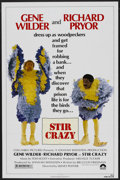 """Movie Posters:Comedy, Stir Crazy Lot (Columbia, 1980). One Sheets (2) (27"""" X 41""""). Comedy.... (Total: 2 Items)"""