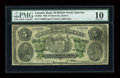 Canadian Currency: , Montreal, P.Q.- The Bank of British North America $5 May 28, 1886Ch. # 55-22-02. ...