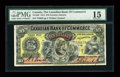 Canadian Currency: , Toronto, ON- The Canadian Bank of Commerce $10 May 1, 1912 Ch. #75-14-28. ...