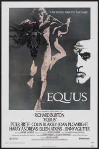 """Equus Lot (United Artists, 1977). One Sheets (2) (27"""" X 41""""). Drama.... (Total: 2 Items)"""