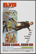 "Movie Posters:Elvis Presley, Easy Come, Easy Go (Paramount, 1967). One Sheet (27"" X 41""). ElvisPresley...."