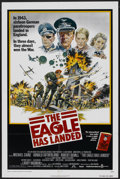 "Movie Posters:War, The Eagle Has Landed (Columbia, 1977). One Sheet (27"" X 41"").War...."