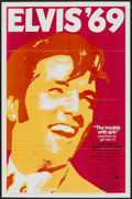"Movie Posters:Elvis Presley, The Trouble With Girls (MGM, 1969). One Sheet (27"" X 41""). ElvisPresley...."