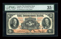 Canadian Currency: , Toronto, ON- The Dominion Bank $5 Feb. 1, 1931 Ch. # 220-24-02. ...