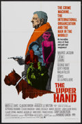 "Movie Posters:Crime, The Upper Hand (Paramount, 1967). One Sheet (27"" X 41""). Crime...."