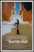 "Movie Posters:Sports, The Karate Kid (Columbia, 1984). One Sheet (27"" X 41""). Sports...."