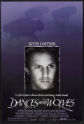 "Movie Posters:Academy Award Winner, Dances With Wolves (Orion, 1990). One Sheet (27"" X 40"") DS. AcademyAward Winner...."
