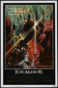 """Movie Posters:Fantasy, Excalibur (Orion, 1981). One Sheet (27"""" X 41""""). Fantasy...."""