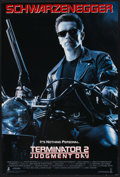 "Movie Posters:Science Fiction, Terminator 2: Judgment Day (Tri-Star, 1991). One Sheet (27"" X 40"")SS. Science Fiction...."
