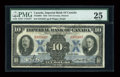 Canadian Currency: , Toronto, ON- Imperial Bank of Canada $10 Nov. 1, 1933 Ch. # 375-20-04. ...