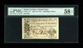 Colonial Notes:South Carolina, South Carolina April 10, 1778 2s6d PMG Choice About Unc 58 EPQ....