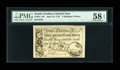 Colonial Notes:South Carolina, South Carolina April 10, 1778 3s9d PMG Choice About Unc 58 EPQ....