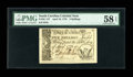 Colonial Notes:South Carolina, South Carolina April 10, 1778 5s PMG Choice About Unc 58 EPQ....