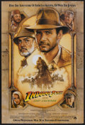 """Movie Posters:Action, Indiana Jones and the Last Crusade (Paramount, 1989). One Sheet(27"""" X 40"""") Advance. Action...."""