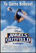 """Movie Posters:Sports, Angels in the Outfield (Buena Vista, 1994). One Sheet (27"""" X 40"""") DS. Sports...."""