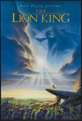 """Movie Posters:Animated, The Lion King (Buena Vista, 1994). One Sheet (27"""" X 40""""). Animated...."""