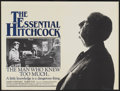 """Movie Posters:Hitchcock, The Man Who Knew Too Much (Universal, R-1983). British Quad (30"""" X40""""). Hitchcock...."""