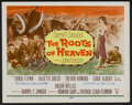 """Movie Posters:Adventure, The Roots of Heaven (20th Century Fox, 1958). Lobby Card Set of 8(11"""" X 14""""). Adventure.... (Total: 8 Items)"""