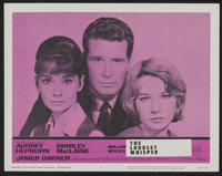 "The Children's Hour (United Artists, 1962). Lobby Card Set of 8 (11"" X 14""). Known in the UK as The Loudest Wh..."