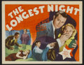 """Movie Posters:Mystery, The Longest Night (MGM, 1936). Lobby Card Set of 8 (11"""" X 14"""").Mystery.... (Total: 8 Items)"""
