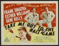 """Movie Posters:Sports, Take Me Out to the Ball Game (MGM, 1949). Title Lobby Card and Lobby Cards (5) (11"""" X 14""""). Sports.... (Total: 6 Items)"""