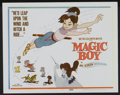 "Movie Posters:Animated, Magic Boy (MGM, 1960). Lobby Card Set of 8 (11"" X 14"").Animated.... (Total: 8 Items)"