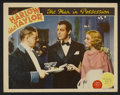 "Movie Posters:Romance, Personal Property (MGM, 1937). Lobby Cards (4) (11"" X 14""). Romance.. ... (Total: 4 Items)"