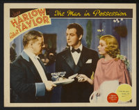 """Personal Property (MGM, 1937). Lobby Cards (4) (11"""" X 14""""). Romance. ... (Total: 4 Items)"""