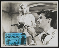 "The Blue Lamp (Eagle Lion, 1950). Australian Lobby Card Set of 8 (11"" X 14""). Action.... (Total: 8 Items)"