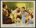 """Movie Posters:Musical, The Thrill of Brazil Lot (Columbia, 1946). Lobby Cards (7) (11"""" X 14""""). Musical.... (Total: 7 Items)"""
