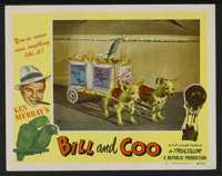 """Bill and Coo (Republic, 1948). Lobby Cards (6) (11"""" X 14""""). Fantasy.... (Total: 6 Items)"""