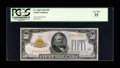 Small Size:Gold Certificates, Fr. 2404 $50 1928 Gold Certificate. PCGS Very Fine 35.. ...